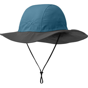 Outdoor Research Seattle Sombrero peacock/dark grey